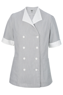 Edwards 7775 Edwards Ladies' Junior Cord Double-Breasted Tunic