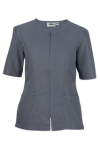 Edwards 7887 Edwards Ladies' Zip-Front Smock