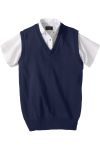 Edwards 791 Jersey Stitch V-Neck Vest