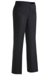 Edwards 8525 Edwards Ladies' Synergy Washable Flat Front Pant