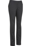 Edwards 8555 Edwards Ladies' Slim Chino Flat Front Pant