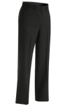 Edwards 8569, Women's Poly/Wool Pinstripe Flat Front Pant