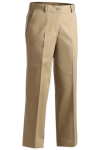 Edwards 8576 Edwards Ladies' Easy Fit Chino Flat Front Pant