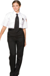 Edwards 8591 Edwards Ladies' Flat Front Security Pant