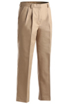 Edwards 8619 Edwards Ladies' Business Casual Pleated Chino Pant