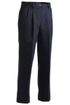 Edwards 8639 Edwards Ladies' All Cotton Pleated Pant