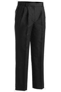 Edwards 8691 Edwards Ladies' Polyester Pleated Pant