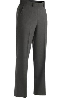 Edwards 8733 Edwards Ladies' Wool Blend Flat Front Dress Pant