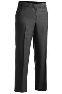 Edwards 8760 Edwards Ladies' Intaglio Flat Front Pant