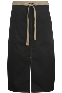 Edwards 9026 Edwards Split Bistro Apron-Color Blocked
