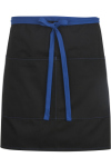 Edwards 9027 Edwards Half Bistro Apron-Color Blocked