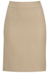 Edwards 9761 Edwards Ladies' Intaglio Microfiber Straight Skirt