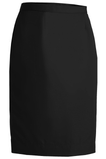 Edwards 9799 Edwards Ladies' Polyester Straight Skirt