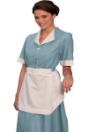 Edwards 9895 Junior Cord Housekeeping Dress