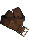 Edwards BC01 Men's Rugged Leather Garrison Belt