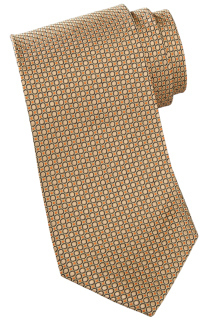 Edwards CD00 Edwards Circles And Dots Tie