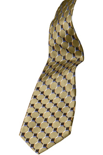Edwards HC00 Edwards Honeycomb Silk Tie