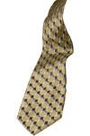 Edwards HC00 Edwards Honeycomb Silk Tie
