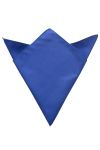 Edwards PS01 Edwards Solid Pocket Square - Unisex
