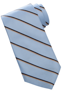 Edwards RP00 Edwards Narrow Striped Tie