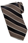 Edwards SW00 Men's Wide Stripe Tie