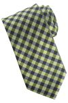 Edwards T007 Edwards Collegiate Plaid Tie - Men's