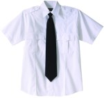 Security Poly/Cotton Short Sleeve Shirt