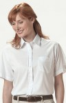 Women's Value Broadcloth Short Sleeve Shirt