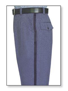 Fechheimer 10237 Slack Po Trouser Tex