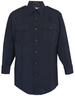 Fechheimer 107W8986Z Women's Long Sleeve Shirt W/Zipper 74/25/1