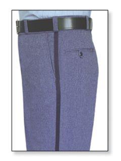 Fechheimer 10801 Postal Trouser  F Flex 100% Poly Elastique