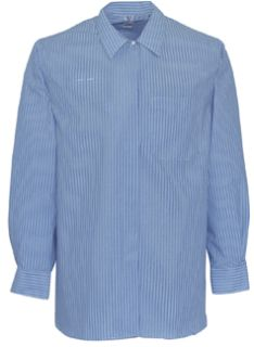 Fechheimer 110L4345 New Clerk Long Sleeve Womens Blouse