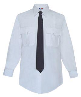 Fechheimer 139R5400 Long Sleeve White Female Shirt