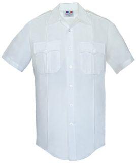 Fechheimer 176R5400 Short Sleeve WhiteBlouse