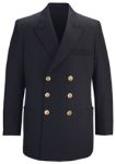 Fechheimer 17B8696CN Mems Usn Service Dress Trim-Fit Coat N