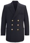 Fechheimer 17B8696C Mens Usn Service Dress Coat N.O. Blue 55
