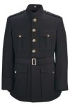 Fechheimer 19B8196C Mens U S Marine Officers Dress Blue Coat