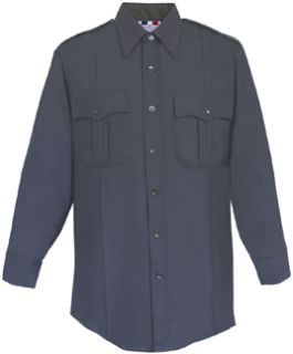 Fechheimer 204W6686 Ca Ladies Long Sleeve Police Shirt Lapd Blue