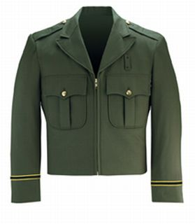 Fechheimer 32175 Cdc Jacket Green