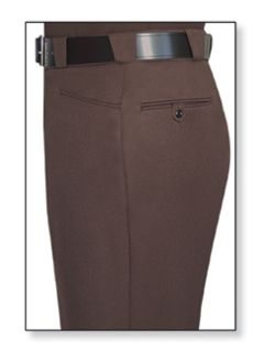 Fechheimer 32239 Trousers Brown Tex