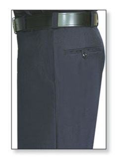Fechheimer 32268 Trousers Blue All Wool