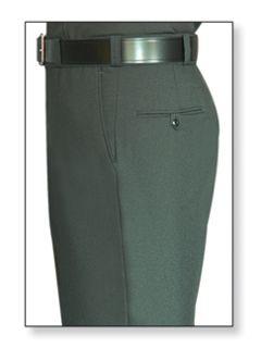 Fechheimer 34206 Mens Spruce Green Trousers