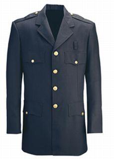 Fechheimer 34891 Coat Blue