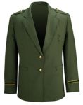 Women's Command Blazer Forest Green