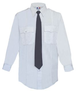 Fechheimer 35W5400 Long Sleeve White Shirts