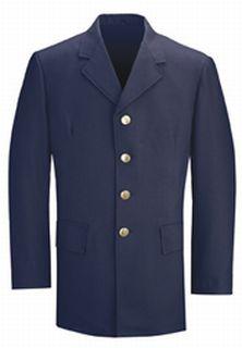 Fechheimer 38803 Navy Blue Lined Sbct