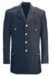 Fechheimer 38833 Coat Navy Blue Tex