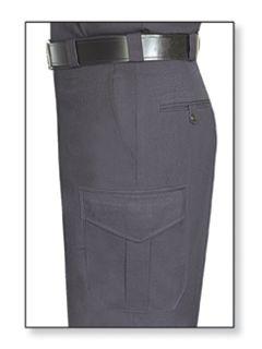 Fechheimer 39310 Black Trouser 70%POLY-28%RAYON-2&LYCRA