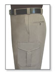 Fechheimer 39316 Tan (Taupe) Trousers 70%Poly-28%Rayon-2&