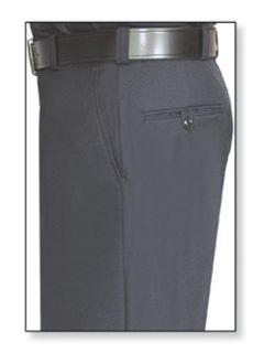 Fechheimer 39410 Black Trouser 70%POLY-28%RAYON-2&LYCRA